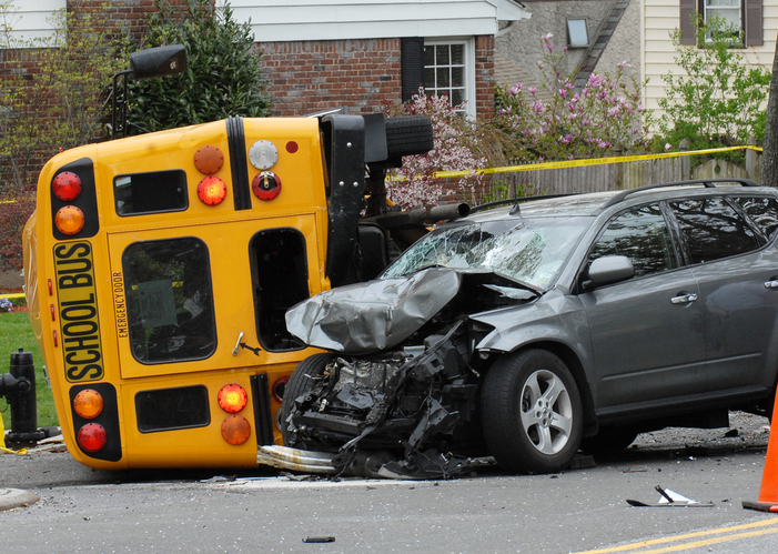 CMS BUS DRIVERS RESPONSIBLE FOR NUMEROUS PREVENTABLE CRASHES