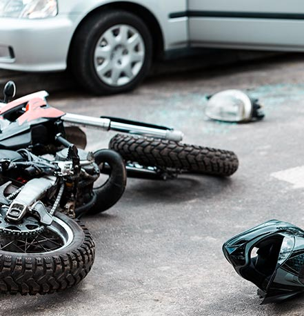 Motorcycle Accidents: Potential Products Liability Case?