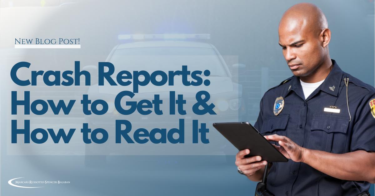 Police Officers, Crash Report, North Carolina, South Carolina, Virginia, Marcari, MRSB, Personal Injury, Car Crash Lawyer, Car Accident Attorney Near Me