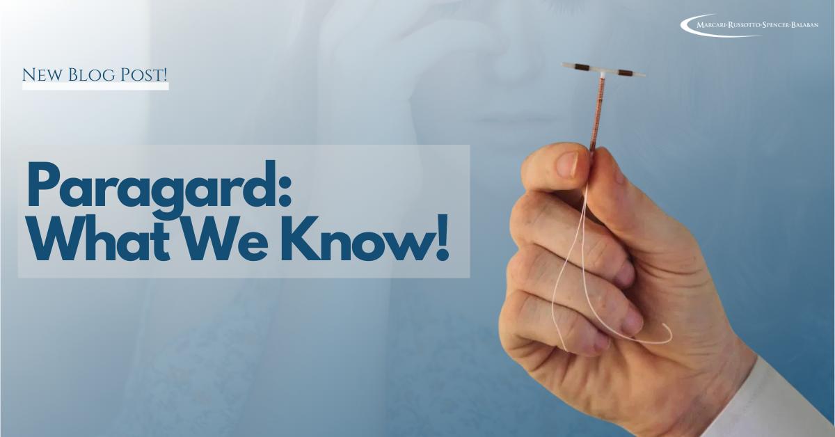 Paragard, Paragard IUD, Paragard Copper IUD